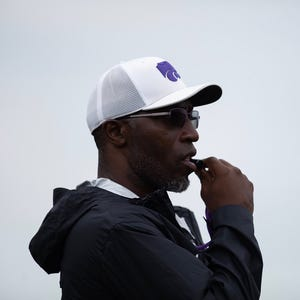 Kansas State cornerbacks coach Van Malone was a defensive quality control coach at Mississippi State in 2018. He makes his return trip to Starkville this week.