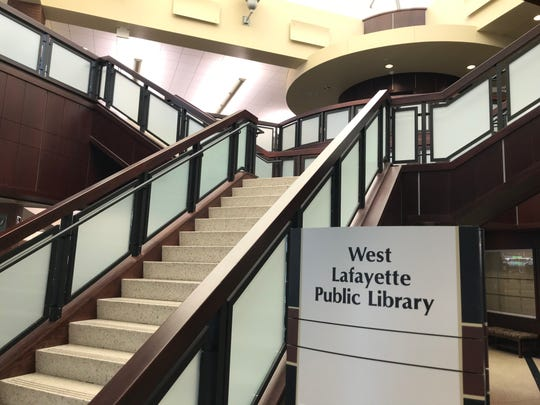 The West Lafayette Public Library plans to expand and remodel in 2020 through 2022 to meet the needs of its patrons.