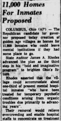 This article is from the Sept. 5, 1962 Lancaster Eagle-Gazette.
