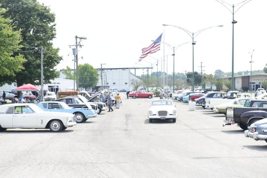 Nearly 300 Studebakers are expected to take part in the 2019 Studebaker Drivers Club International Meet in Mansfield.