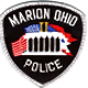 Marion police arrest two after burglary probe