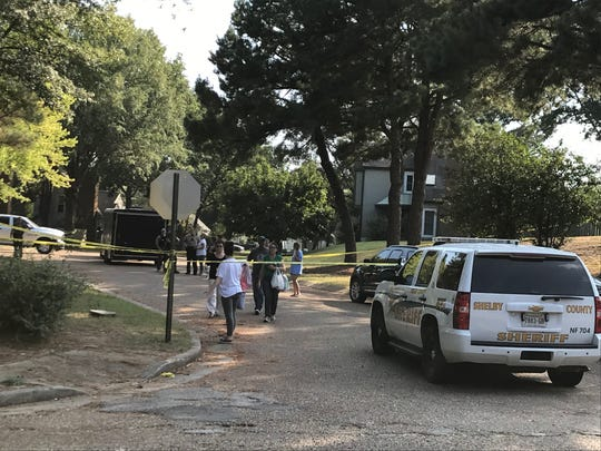 A house fire in Memphis near Hedgewall  circle left two people dead on Friday, according to Shelby County authorities.