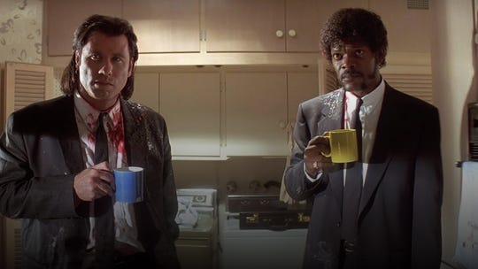 "You can have a Coke or beer instead of coffee when you join John Travolta and Samuel L. Jackson for ""Pulp Fiction,"" when Malco launches its ""Throwback Thursdays"" movie series on Sept. 26."