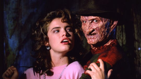 "Malco's Studio on the Square will screen the horror classic ""A Nightmare on Elm Street."""