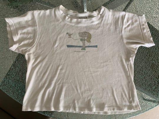 Marla Ottenstein's 'sister time' shirt