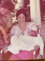 Margo Moulton Snyder  in 1976