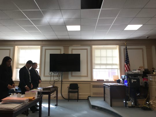 Paul Iantosca, a former Denville middle school principal, was sentenced in Morris County Superior Court on Friday, Sept. 13.