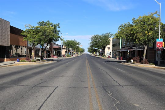 The City of Farmington anticipates construction will begin on the downtown Complete Streets project in January.