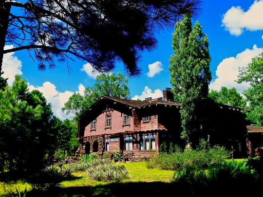 Riordan Mansion State Historic Park in Flagstaff offers a variety of tours of the former family home.