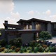 New Scottsdale homes come with 'car bars' and golf simulators. Prices start at $2M