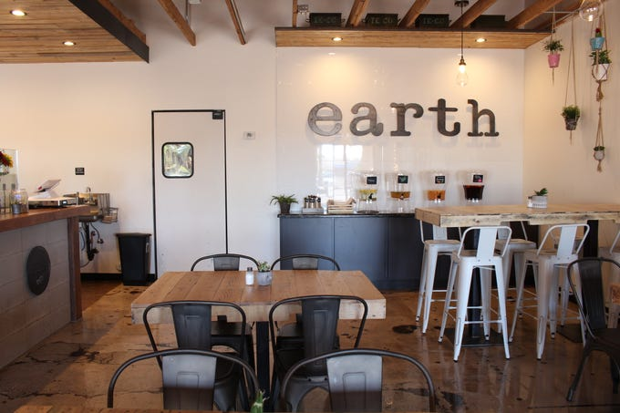 Vegan Mexican Restaurant Earth Plant Based Cuisine Opens In