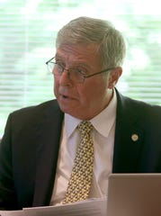 Rich Vial, Oregon's deputy Secretary of State, will resign effective Friday.