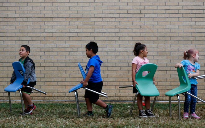At Springfield's Weller Elementary, more than 40 percent of students are from diverse backgrounds. The school is a hub for the English Language Learners program, which helps immigrant students gain fluency in English.