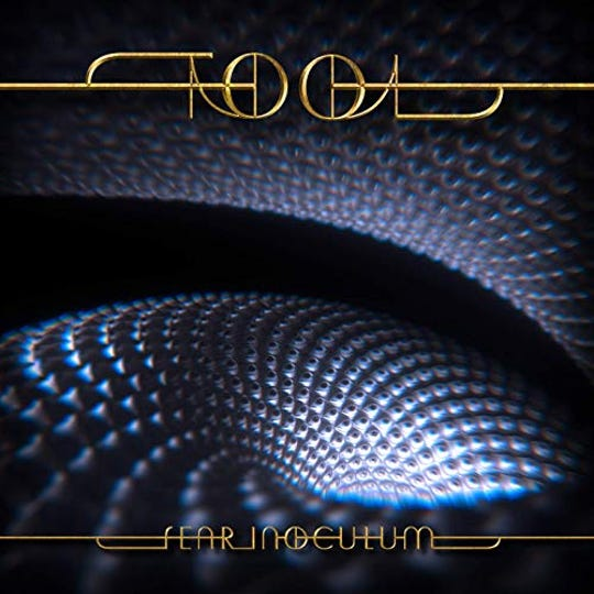 Fear Inoculum by Tool