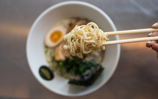 Silverlake Ramen serves tonkotsu, shoyu, tsukemen and mazemen versions of the dish. The Los Angeles-based chain plans to open a location in Oxnard.