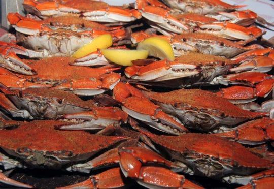 American Legion Post 270 will host a Crabs and Spaghetti Dinner from 6 to 8 p.m. Sept. 13 at the post at 703 Central Ave., in Minotola. Takeouts will be available.