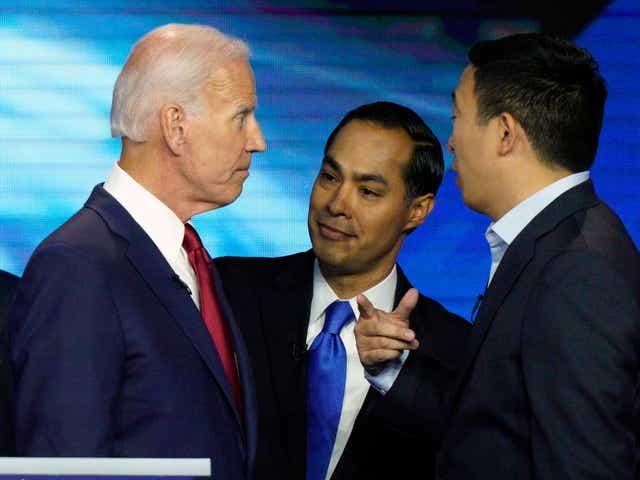 Democratic Debate Why Julian Castro S Attack On Joe Biden Fell Flat