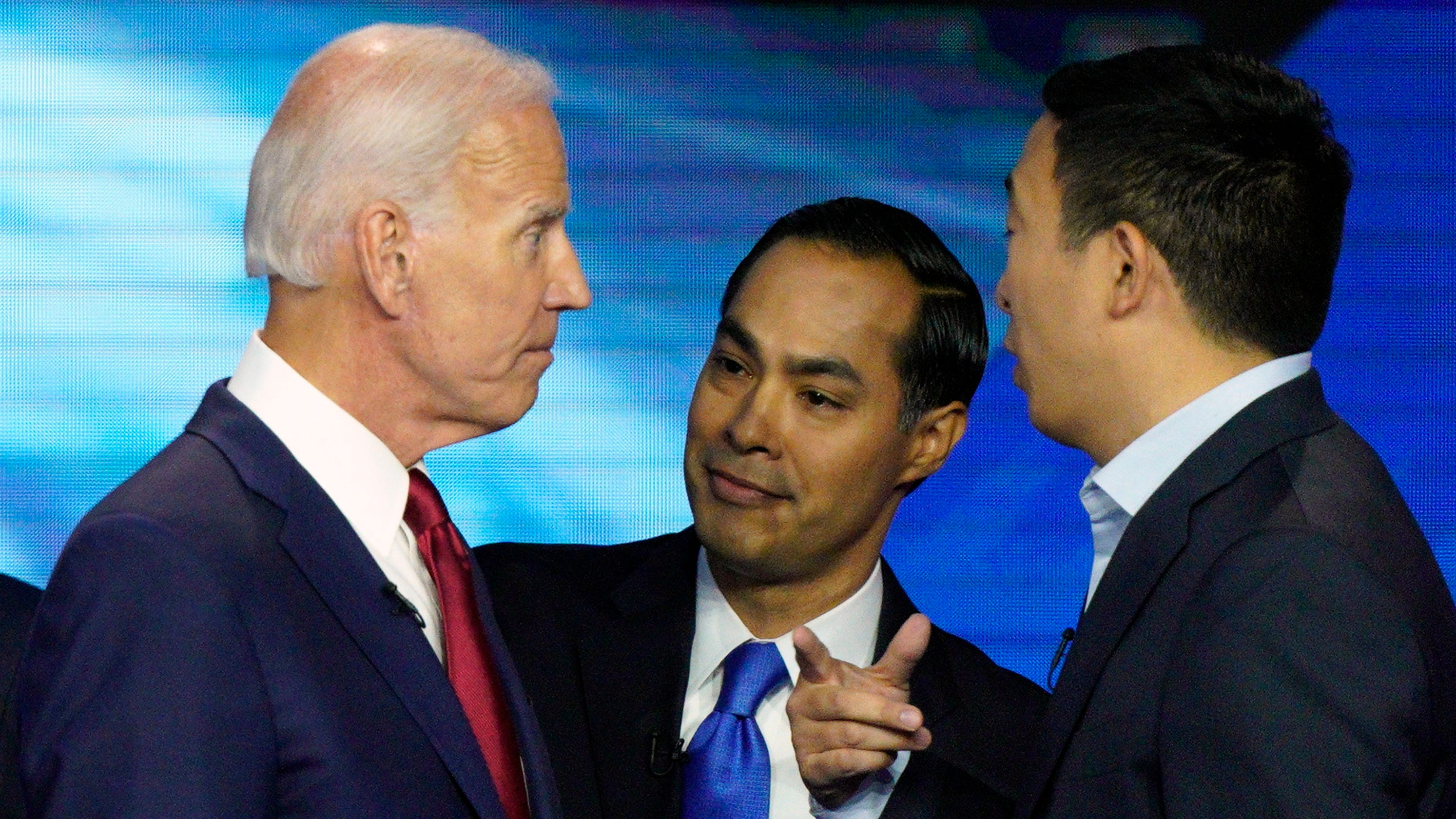 Julian Castro is no ageist, he's just practicing presidential politics while Hispanic
