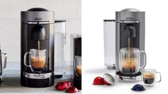 This coffee maker produces a rich, complex, aromatic cup of joe.