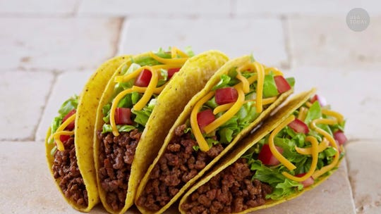 Taco Bell is recalling 2.3 million pounds of seasoned beef.