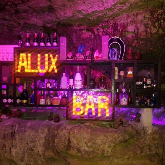 Alux Restaurante in Cancún, Mexico
