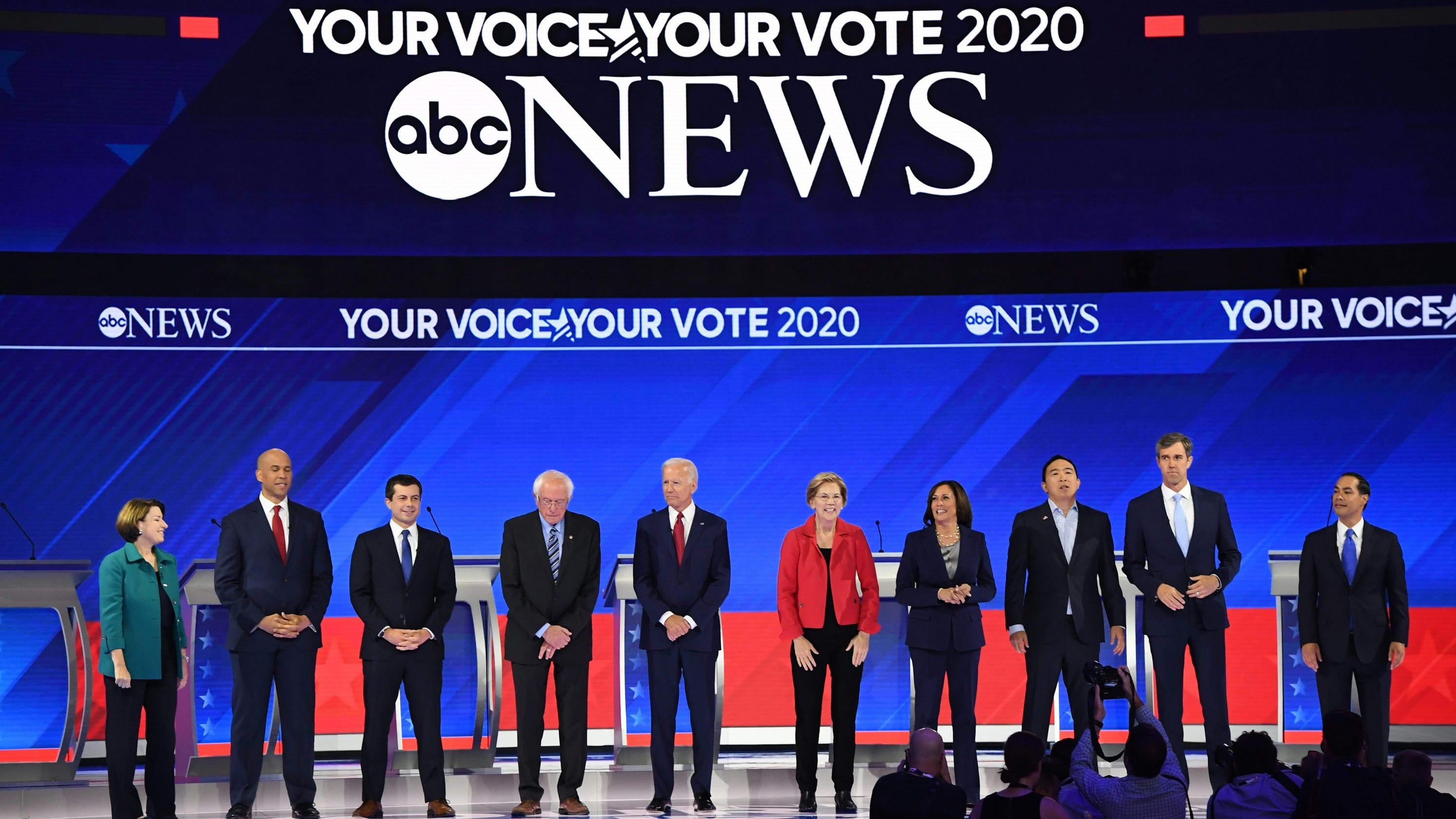presidential debate - photo #16