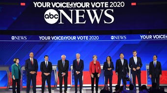 MSNBC announced they will have a breakout forum on gun safety in America featuring Democratic presidential candidates. Veuer's Justin Kircher has more.
