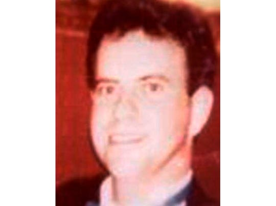 This undated photo provided by the National Missing & Unidentified Persons System shows William Moldt.