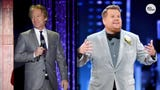 """James Corden slammed Bill Maher for saying fat-shaming needed to """"make a comeback."""""""