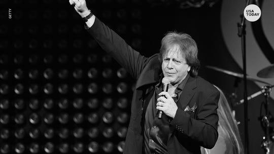 Eddie Money, 'Take Me Home Tonight' rocker, dies at 70
