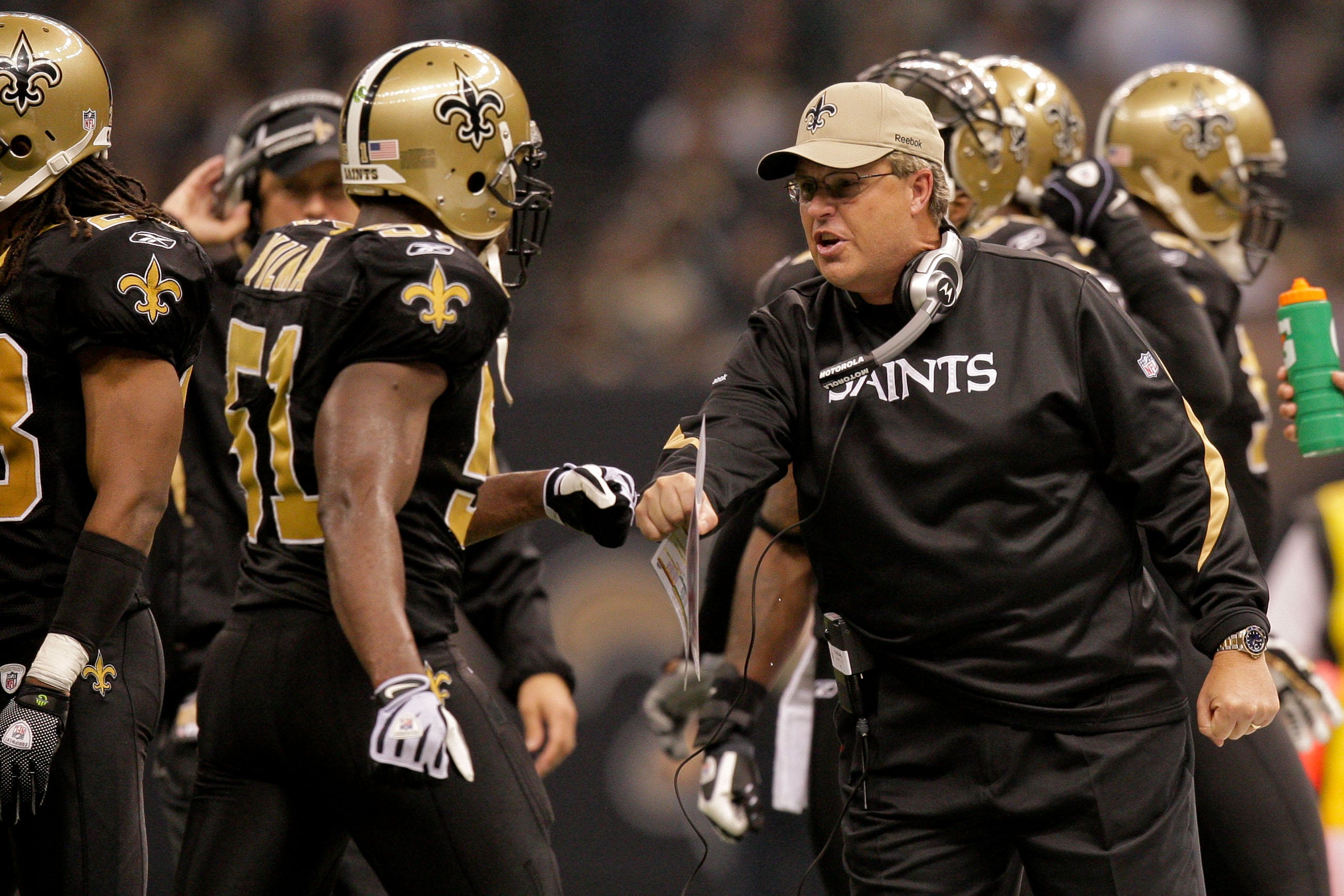 Jonathan Vilma defends New York Jets DC Gregg Williams in wake of Odell Beckham Jr.'s comments