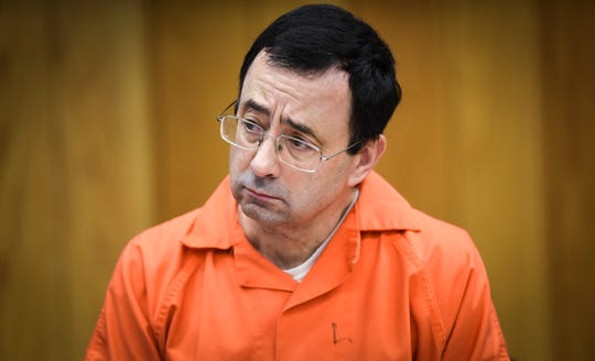 More than 350 girls and young women have said Larry Nassar abused them in his role as USA Gymnastics team physician.