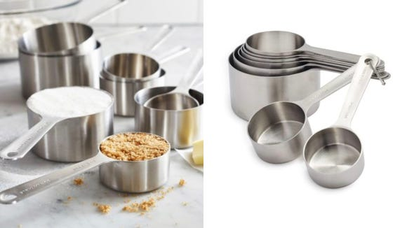 These measuring cups will become a staple in your kitchen.