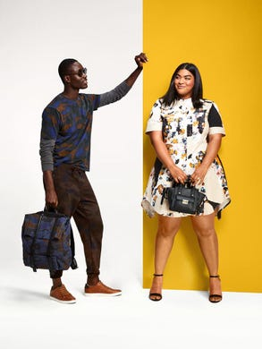 There are 31 items in the 3.1 Phillip Lim for Target collection, including accessories like bags and clothing for men and women.