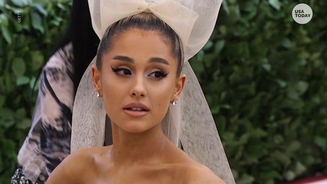 "Ariana Grande celebrates one year anniversary of ""Thank U, Next."""