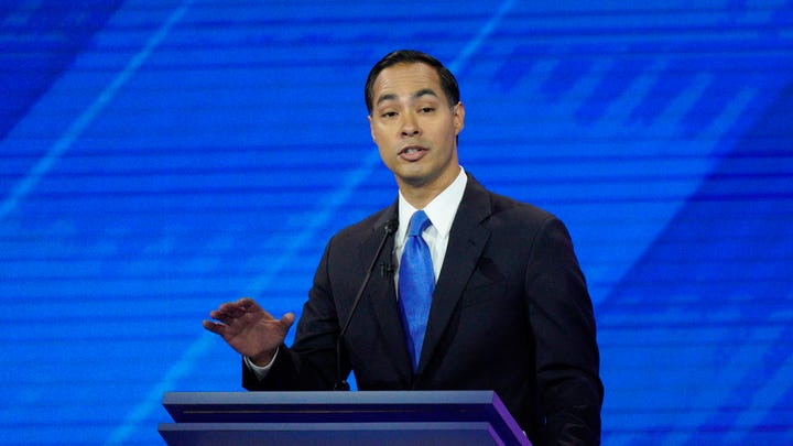 Castro:  I need to raise $800,000 by Oct. 31 or my 2020 campaign will end