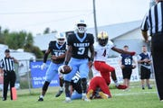 Rockledge's Ladarius Tennison (3) is the FLORIDA TODAY Defensive Football Player of the Year for 2019.