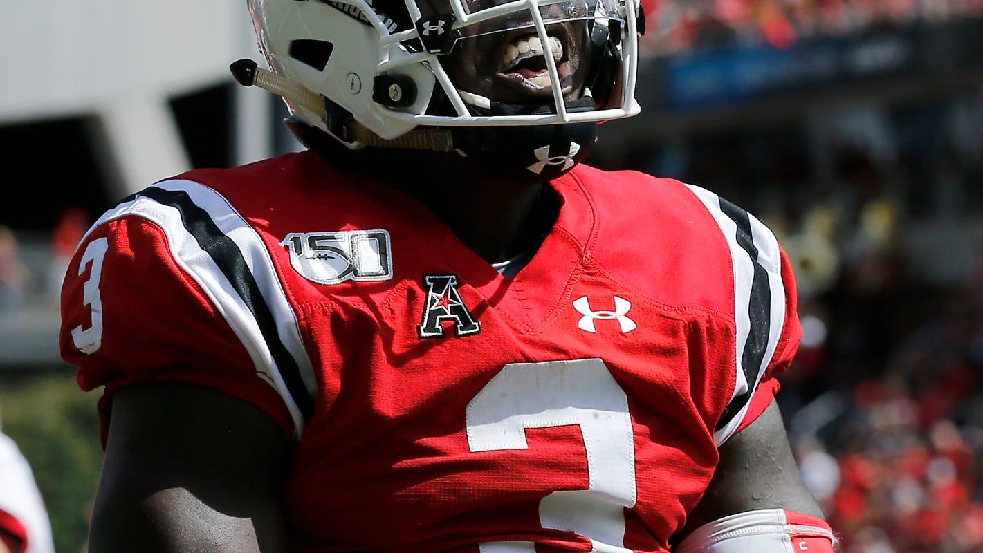 College football live updates: No. 21 UC Bearcats vs. Tulsa