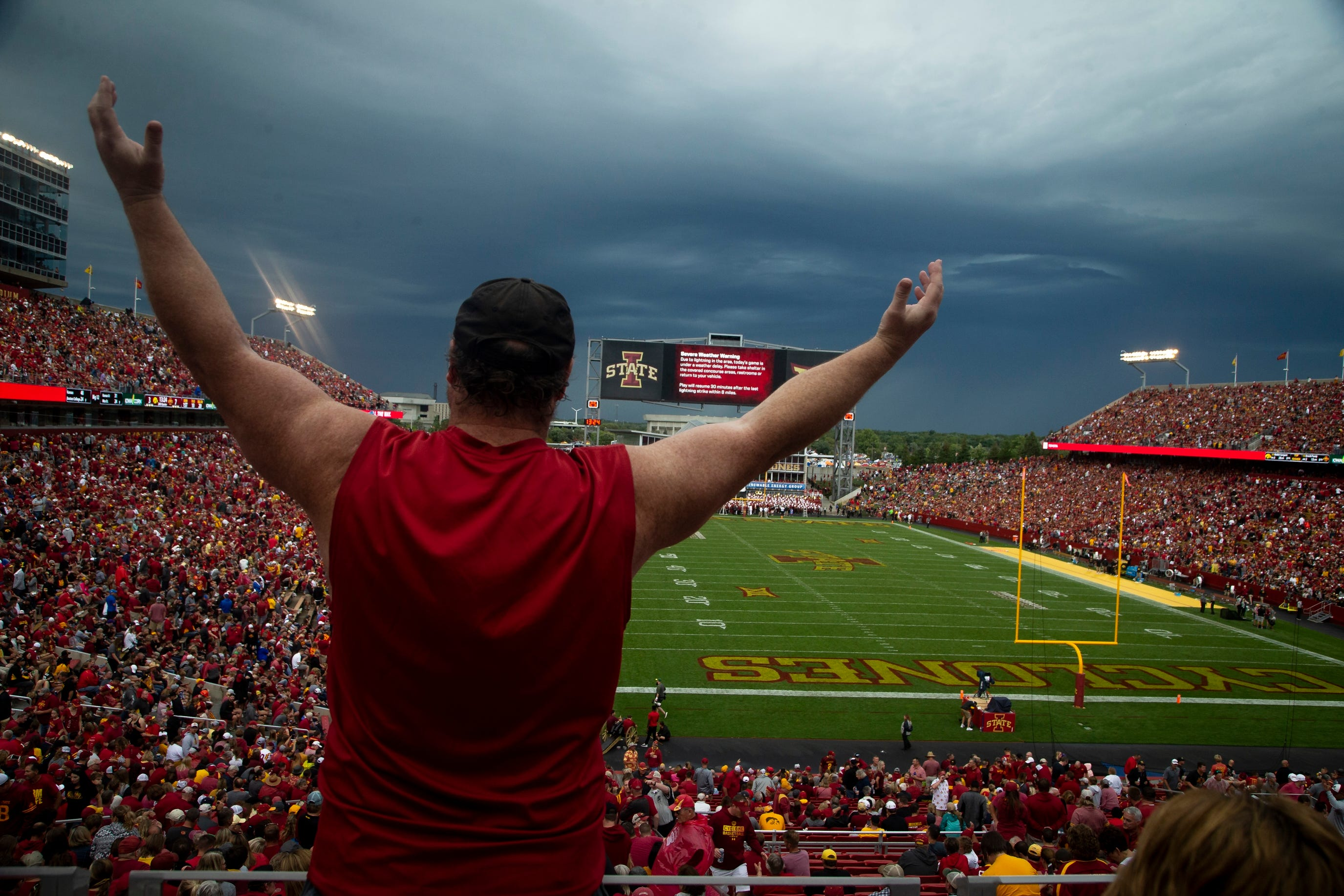 Jack Trice Stadium on the campus of Iowa State University has held that name since 1997. The moniker is for the school's first Black athlete, who died in 1923 from injuries suffered in his second varsity game against the University of Minnesota.