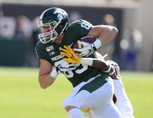 Dean Blandino: Michigan State should have had another chance to kick tying FG