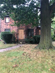A fire started in the William's home at 4:35 p.m. Thursday.