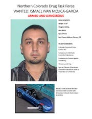 Wanted: Ismael Ivan Mojica-Garcia