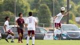 Henderson County defeated Cooper 4-0 and Simon Kenton 8-0 Saturday in the Colonel Classic at Colonel Field.