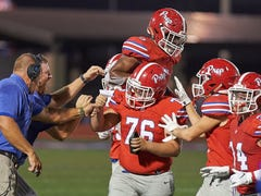 Mississippi high school football scores for Sept. 13