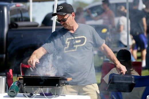 Brownsburg receiver Preston Terrell first Purdue 2021 commitment