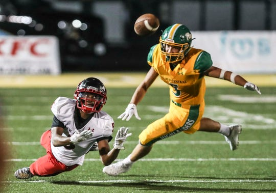 Floyd Central looks to take down Bedford North Lawrence again. The Highlanders won the last matchup 29-21 two weeks ago.