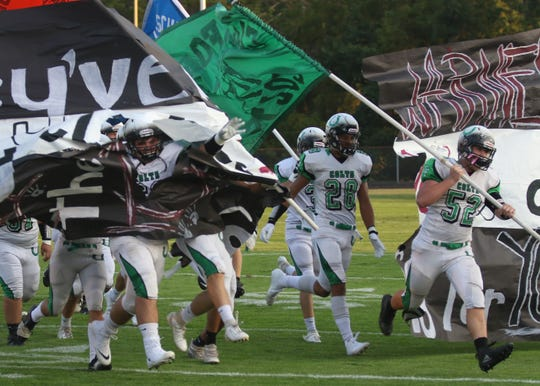 The Clear Fork Colts are the No. 3 team in the Richland County Football Power Poll after rebounding with a big win over Lexington in Week 3.