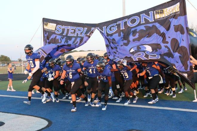 Ouachita Christian School faced Sterlington at Sterlington High School in Sterlington, La. on Sept. 13.
