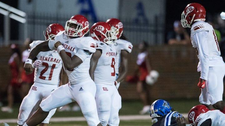 WEEK 4: Alabama high school football Top 10 fared