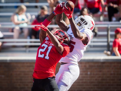 best website 1b0f9 db650 Ball State football loses against Lane Kiffin's Florida ...